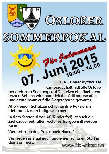 1.-Osloßer-Sommerpokal