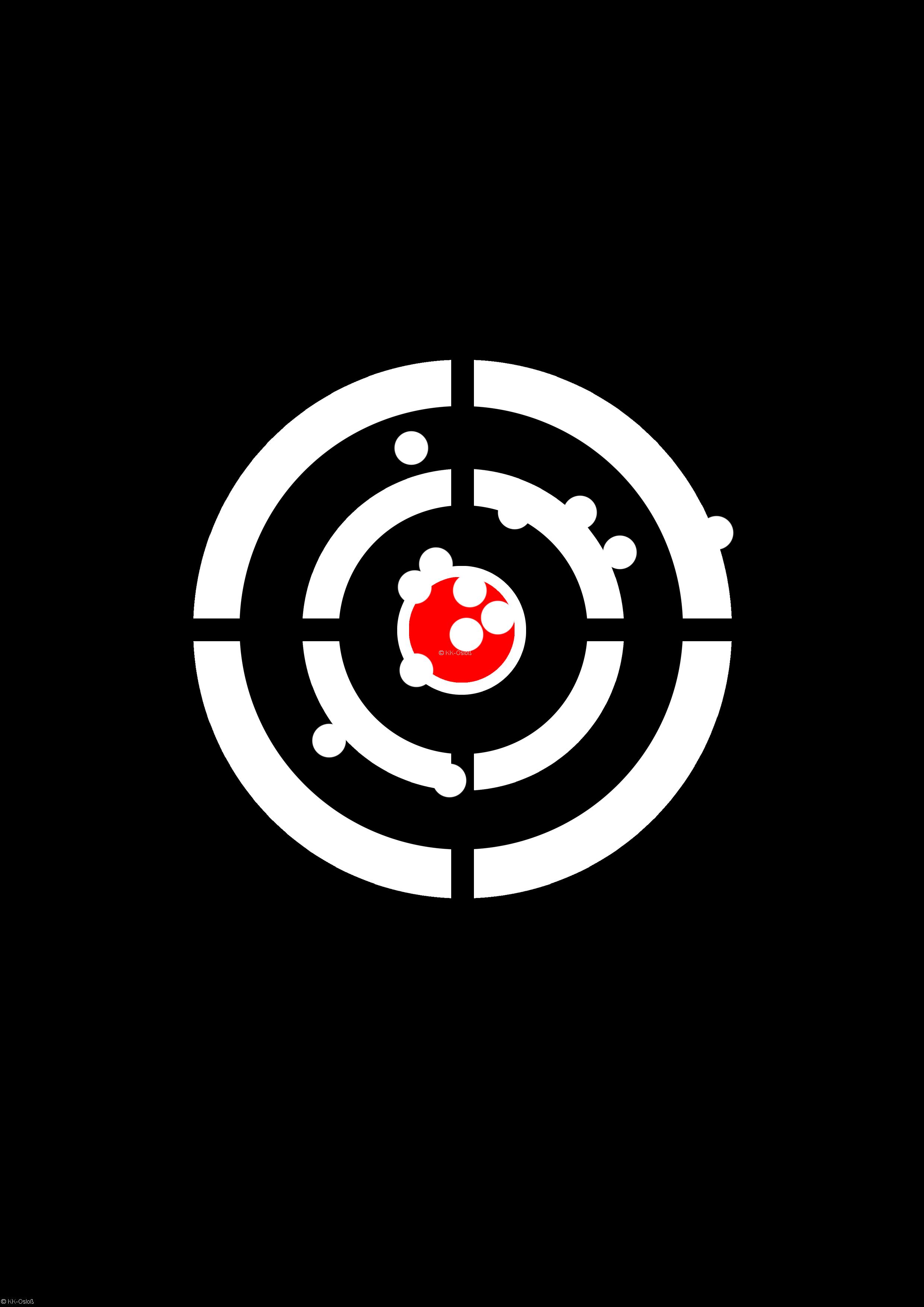 Zielscheibe_Schüsse